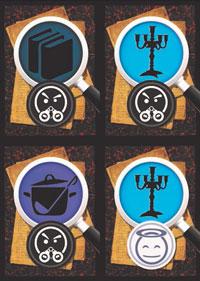 Seconde version des cartes de Mission Calaveras
