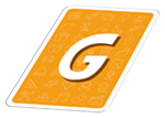 Carte Lettre G