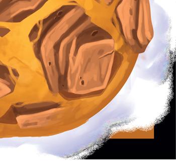 Planete desert Cosmic factory