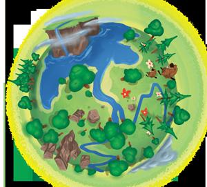 planète végétation Cosmic Factory