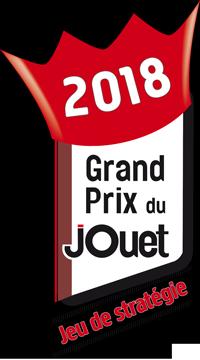 Grand prix du jouet 2018 Galèrapagos