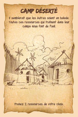 Camp déserté