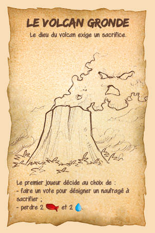 Le volcan gronde