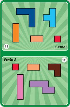 Carte verte : facile