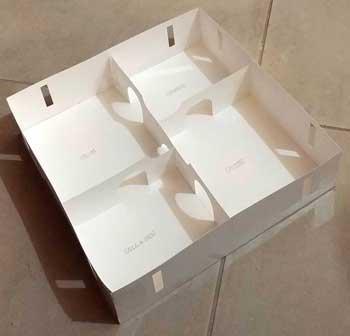 Bricolage de maquette - La maison des souris
