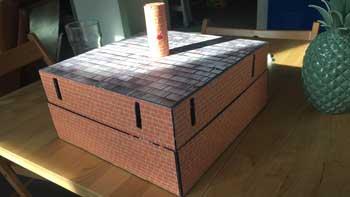 Le prototype final de la Maison - La maison des souris