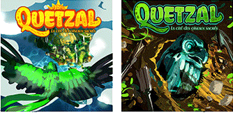 New researche to match the new title - Quetzal