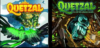Nouvelles recherches pour correspondre au nouveau titre - Quetzal